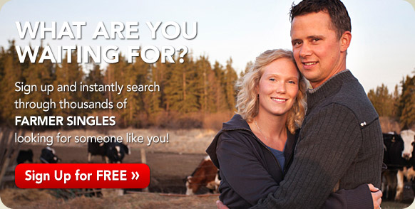 farmers com dating site Australia's largest rural dating network find love & friendships with singles that share a love of the country search rural singles profiles now, free to join.