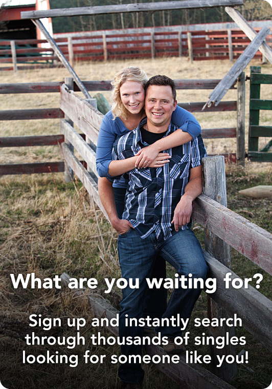 Farm dating service